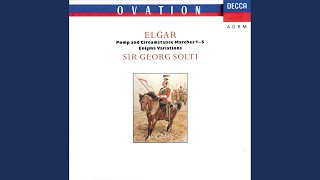 Elgar Pomp And Circumstance Marches Op 39 No 1 March In D Major