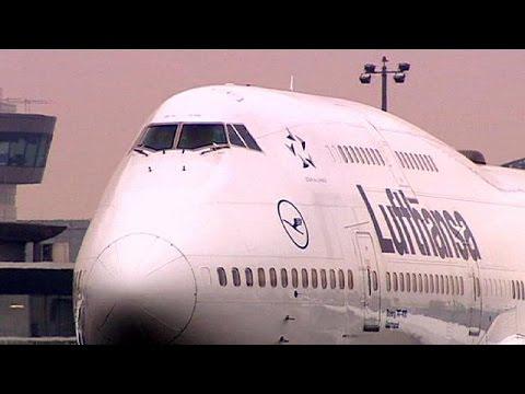 Lufthansapilots strike again over retirement dispute