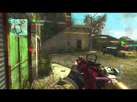 MW3: How to play Capture The Flag (CTF) Tips