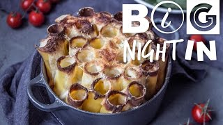 Honeycomb Cannelloni Recipe   Big Night In