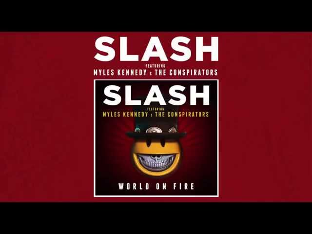 "Slash - ""World On Fire"" Teaser"
