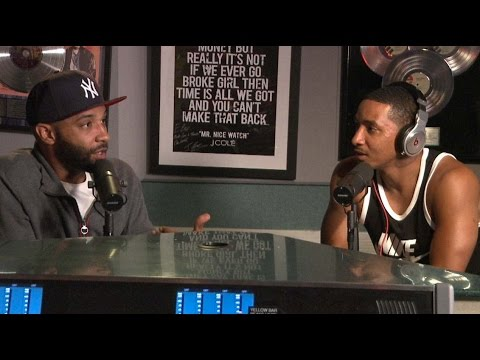 Joe & Hollow Talk Total Slaughter w/ Ebro in the Morning