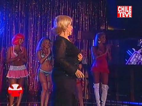 Paty Cofré (SIN CENSURA) Teletón 2010 Imagen TV