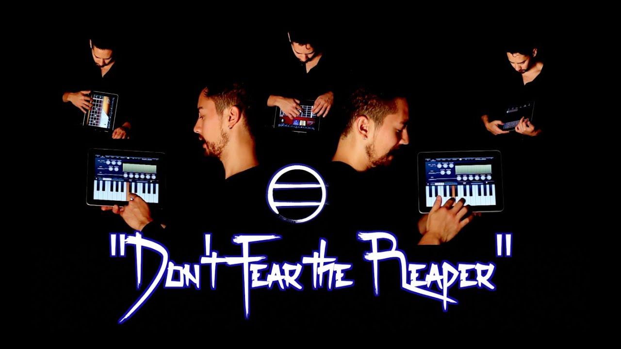 Samuraiguitarist – (Don't Fear) The Reaper