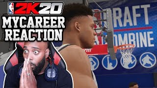 NBA 2K20 - FULL MyCAREER TRAILER BREAKDOWN! DRAFT COMBINE & SUMMER LEAGUE COMING BACK?