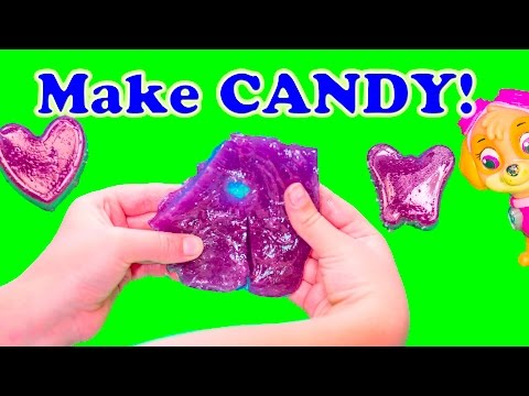 SURPRISE CANDY How to Make Worlds Largest Sour Candy Video the Assistant Surprise Candy Video