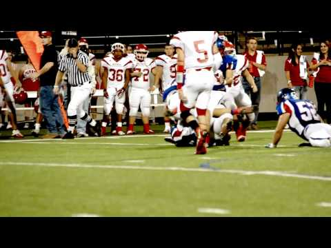 Midland Christian School 2011 playoff highlights
