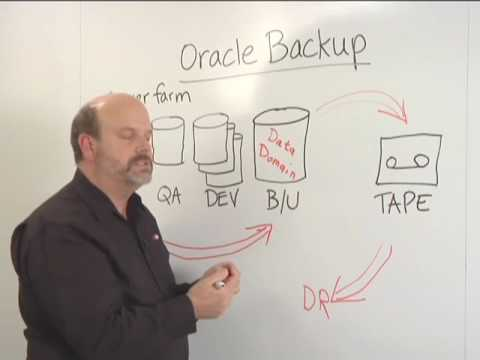 Backup and Recovery of Oracle Database Environments with Data Domain