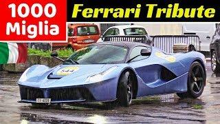Ferrari Tribute To 1000 Miglia 2019 - Day 4 (Last Day) Modena - LaFerrari, F12 TDF, 488 Pista & More