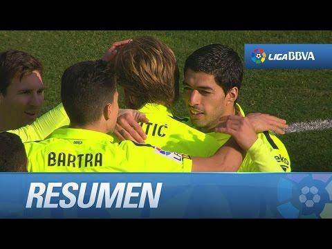 Resumen de Granada CF (1-3) FC Barcelona