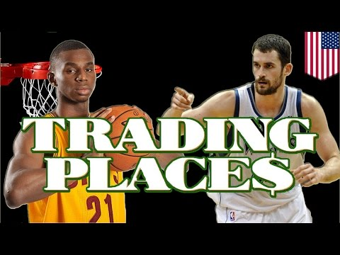 NBA trade rumors: Cavs, T-Wolves Kevin Love for Andrew Wiggins trade all but official