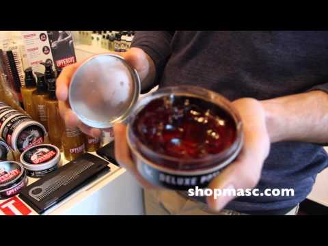Uppercut Deluxe:  Hair & Grooming Products for Men