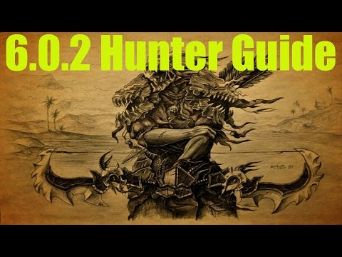 6.0.2 Hunter Guide - Hunter PvP Guide - Patch 6.0