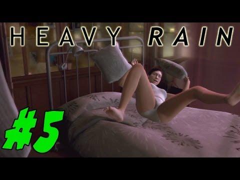 Heavy Rain -  STOP GETTING NAKED! #5 (Heavy Rain Let