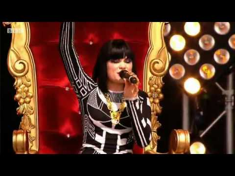 Who's Laughing Now, Jessie J. Glastonbury 2011 video