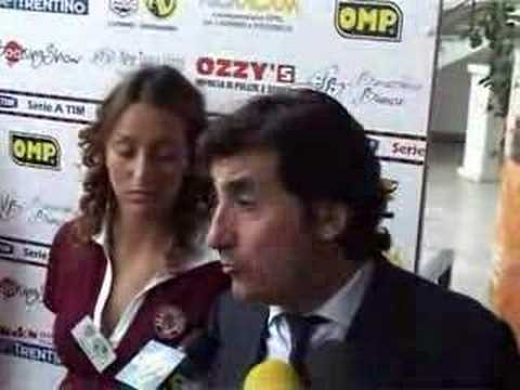 12/05/2008 Intervista post Livorno Torino Urbano Cairo