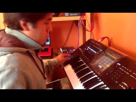 korg kronos samples sureños mix genios