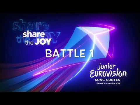 Junior Eurovision 2019 Battles Round 2 The Results! (80 Voters)