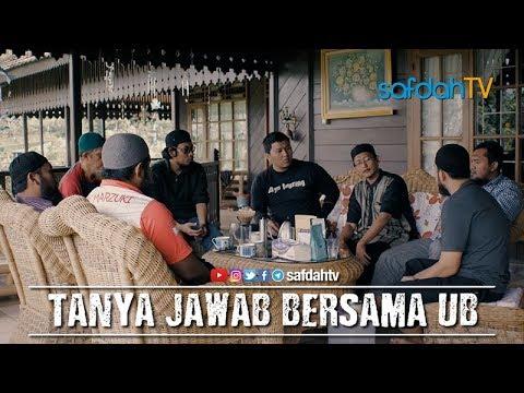 Bincang Santai: Tanya Jawab Bersama UB - Ustadz Badru Salam, Lc & Tim Talent SafdahTV