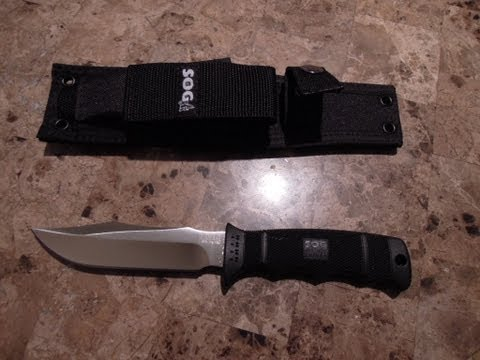 Wicked Knife SOG Seal Pup Elite