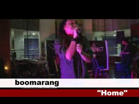 Boomarang - home (live At The Mc) video