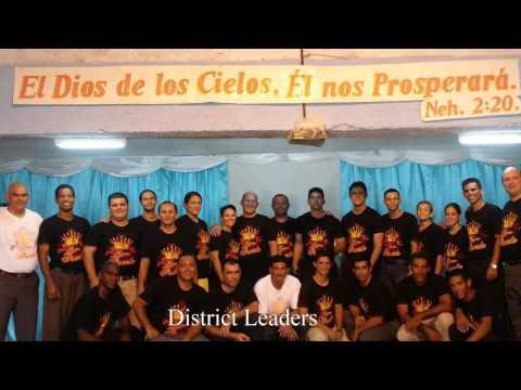 Sancti Spiritus Methodist Church  Pastor Jose