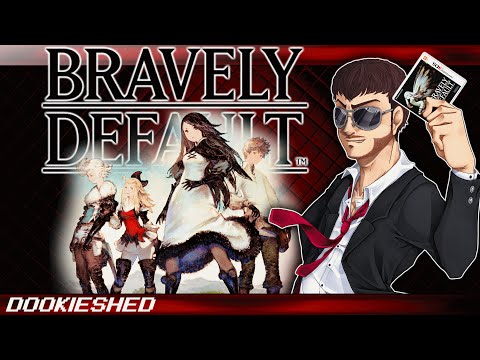 Bravely Default (3DS) Review!