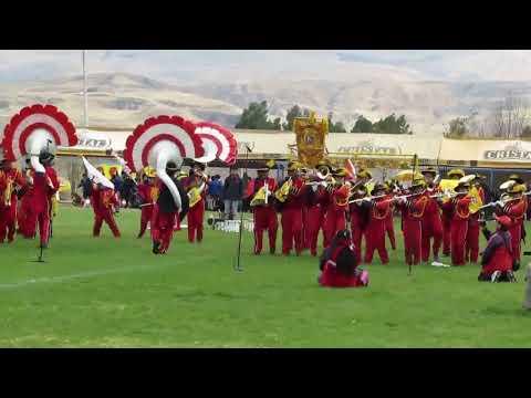 Concurso de Bandas Nacional 2014 - Concepción Huancayo