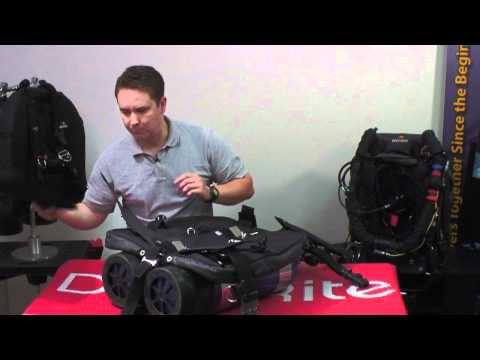 TransPac XT: How to prepare the TransPac XT for diving double tanks