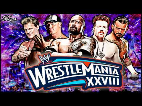 2012- Wwe Wrestlemania 28 Theme Song - The Rock.flv video
