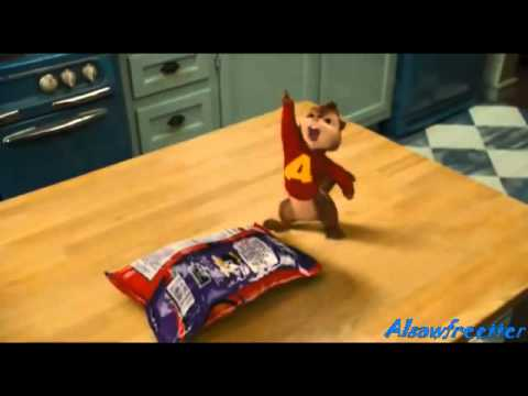 Alvin And The Chipmunks - Cheese Balls (get In My Belly Mix) video