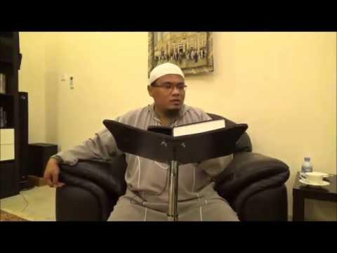 Tafsir Surah Ali Imran Ayat 190-194 - Ustaz Amir, Doha Qatar 28 Oct 2014