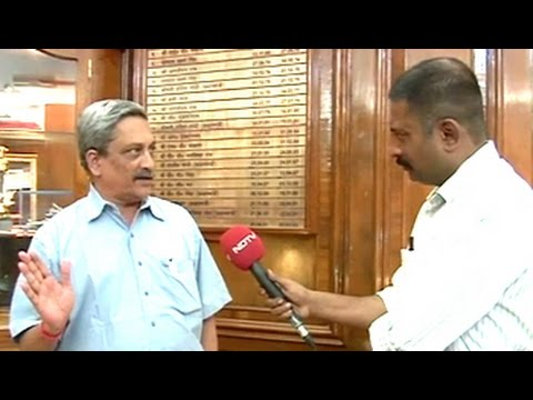 Previous government did not think the Rafale jet deal through: Manohar Parrikar to NDTV
