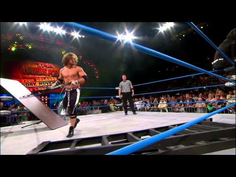 Full Metal Mayhem: Jeff Hardy Vs. Chris Sabin (november 7, 2013) video