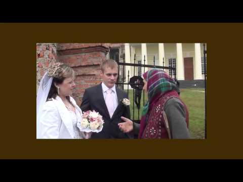 Поздравления молодых на свадьбе от бабушки и дедушки 76