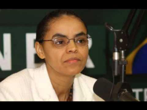 Marina Silva Sobre Marcos Feliciano. video
