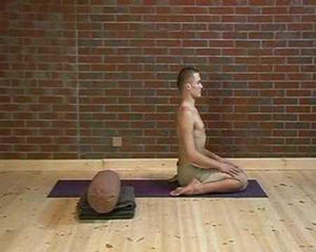 Joga-joga.pl Wiktor Morgulec  - Supta virasana- Yoga dla początkujących Akademia Asan