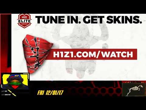 H1Z1 : FREE SKIN BANDANA A chopé