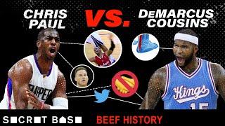 Chris Paul annoys everyone, but especially DeMarcus Cousins