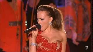 Samantha Jade - (Joy to the World) Carols In The Domain (22-12-2012) (HQ)