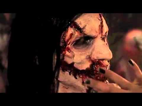 Checa LA Movie Maquillaje de Terror