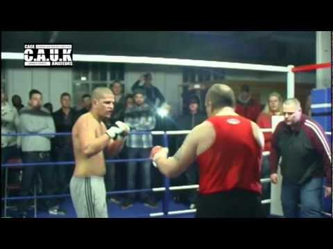 Bare Knuckle Boxing Seth Jones vs Ross Mc Chittock - B-BAD 3 - C.A.U.K. Image 1