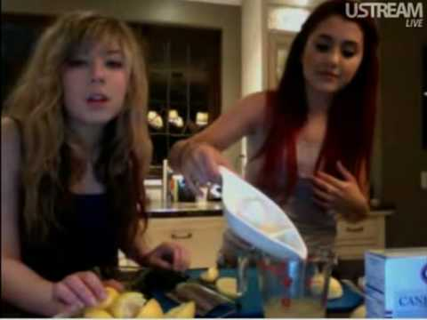 The Ari and Jenn Cooking Show