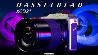Hasselblad XCD 21 — 21mm f/4 Lens For The 51MP Medium Format Hasselblad X1D [4K]