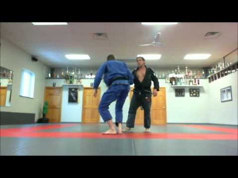 Jiujitsu Takedowns Lesson 1.wmv Image 1