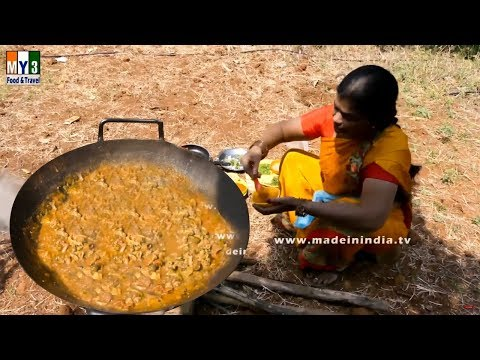 Spicy Mutton Boti Curry Making