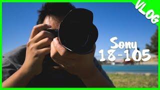Shooting VLOG: Sony a6500 + Sony 18-105 F4 + Sony FE 2X Teleconverter