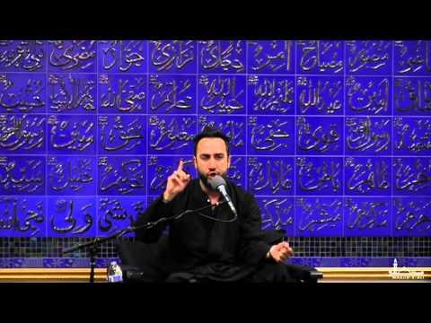 4. Biography Of Hurr Ibn Yazid Al-Riyahi - Dr. Sayed Ammar Nakshawani - Muharram 1437