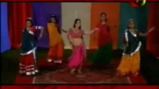 Sadhika-HOT BULGING BooBS Bouncing Boobs MILKY SKIN Show song.flv