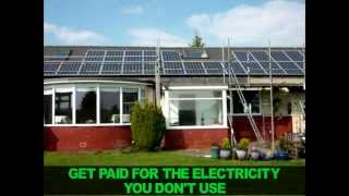 Solar installers Devon - Solar power, solar panels & solar energy